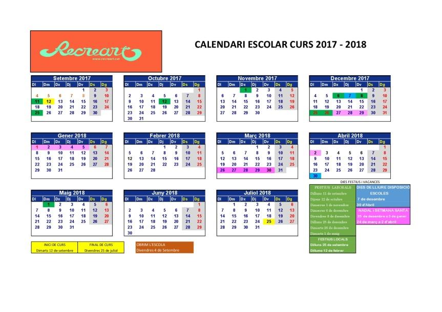 calendari 2 Octubre arreglat pdf