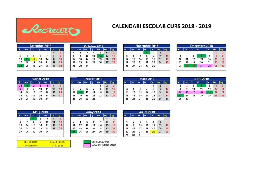 CALENDARI 2018-2019 PER WEB-001